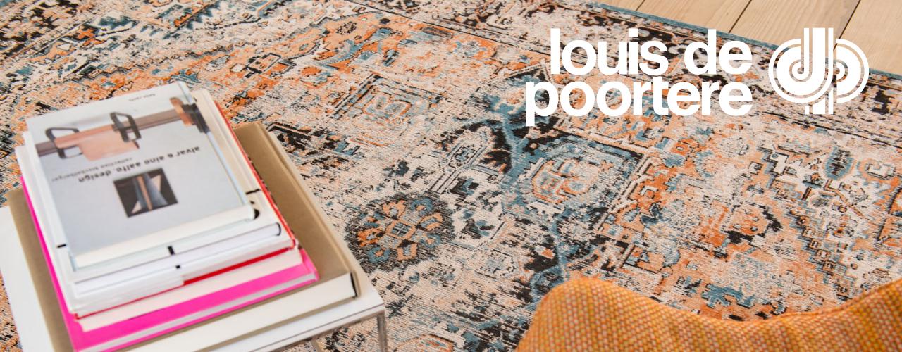 myymälä ihan kiva myyntipiste myynnissä Louis de Poortere - Catalina – mattoja tyylitajuisille